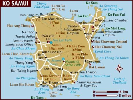 Koh Samui Reis En Vakantie Informatie Bezienswaardigheden